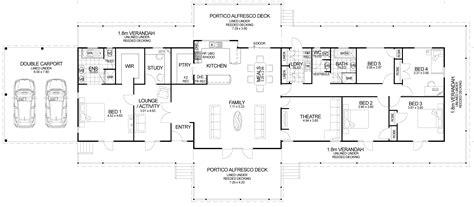 style home plans floor plan friday the queenslander