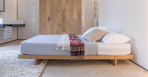 fuji attic platform bed  headboard  laid beds
