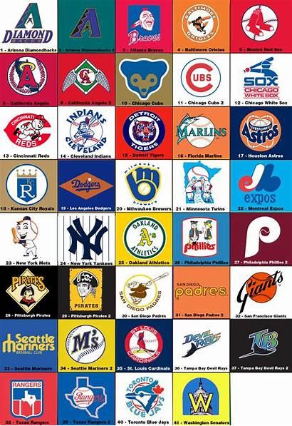 Mlb Logos Retro Baseball Team Sports Reds