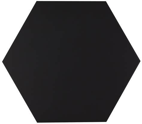 black hexagon apollo hexagon black wall tiles from tile mountain
