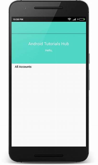 Login Android Sqlite Activity Database Register User