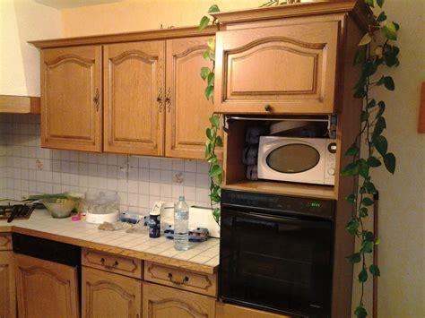 repeindre une vieille cuisine idees cuisine rustique moderne