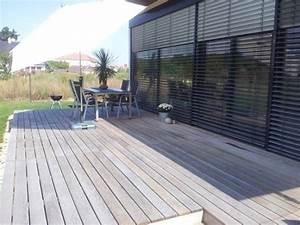 Holzterrasse Welches Holz : larche dielen terrasse glatt das beste aus wohndesign und m bel inspiration ~ Sanjose-hotels-ca.com Haus und Dekorationen