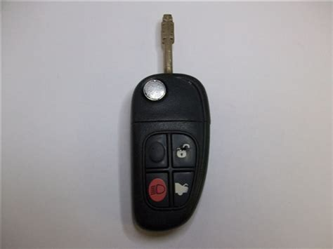 1x43-15k601-ab Jaguar Factory Oem Key Fob Keyless Entry
