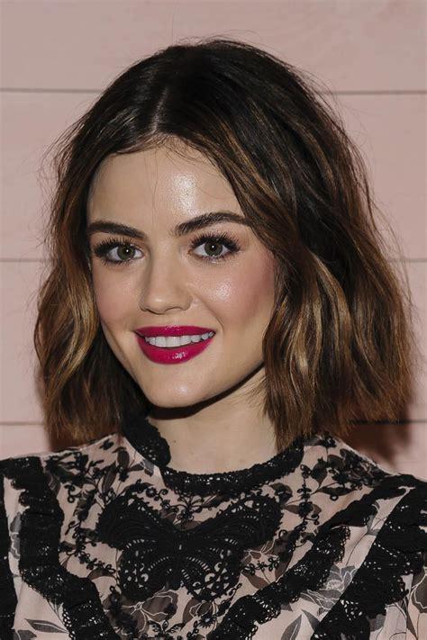 15 cortes de pelo y peinados ideales para llevar media melena