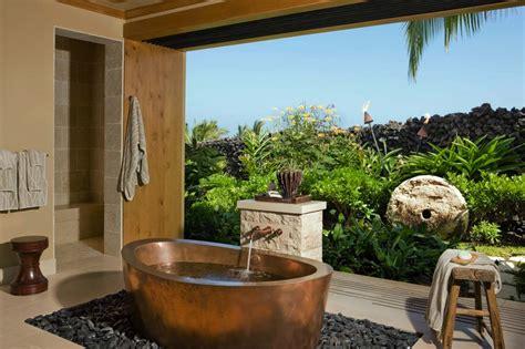 tuscan kitchen island luxury bathrooms top 20 stunning outdoor bathrooms part 1