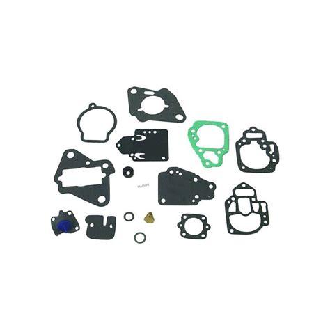 kit carburateur hors bord mercury 6 cv 10 cv 15 cv 20cv et 25 cv