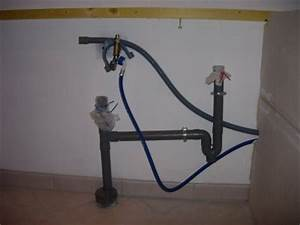 Machine A Laver Sans Evacuation : evacuation vier et lave vaisselle notre maison mikit ~ Premium-room.com Idées de Décoration