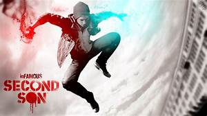 Infamous Second Son Wallpaper - Delsin Rowe by General ...