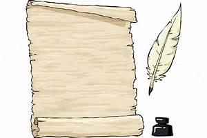 Mockup Rolled Parchment Psd » Designtube - Creative Design ...