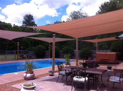 backyard sun shades exoticism exterior sun shades amaza design