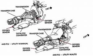 Service Manual  1995 Gmc Jimmy How To Change Transmission Pressure Solenoid Valve