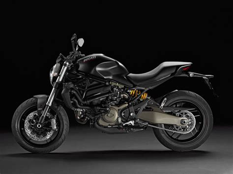 2016 Ducati Monster 821 Dark Bike Motorbike Motorcycle