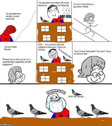 Make Meme Comic - spooderman imgflip