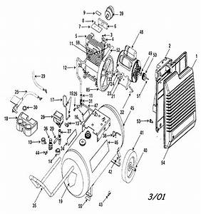 919 728000 Sears Craftsman Tank Mounted Air Compressor Manual