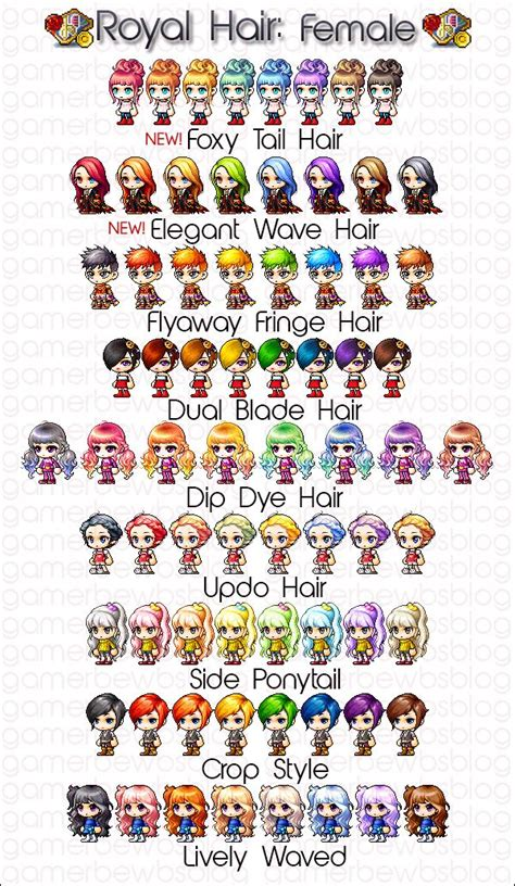 maplestory hair style 37 best maplestory hairstyles images on 5052