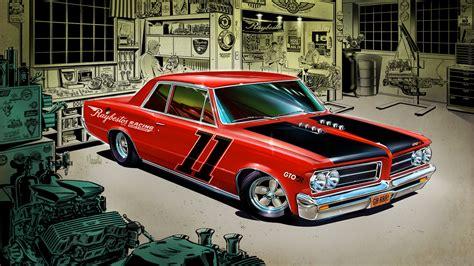 Pontiac Gto Wallpaper by Pontiac Gto Hd Wallpaper Background Image 1920x1080
