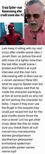 Crazy Spider-Man Homecoming After Credit Scene Idea Lets ...