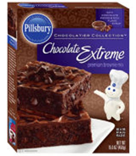 brownie mix reviews  boxed brownie mixes