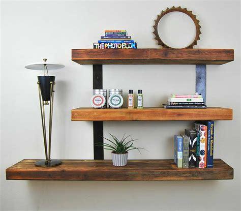 creative   floating shelves  ikea  stylish