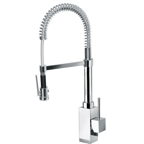 single handle high arc kitchen faucet latoscana dax single handle pull down sprayer kitchen faucet with high arc spring spout in