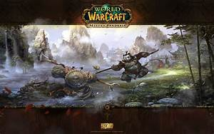 World Of Warcraft: Mists Of Pandaria Full HD Wallpaper and ...