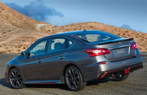 Nissan's Sentra NISMO sport sedan returns for 2018 with ...