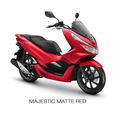 Pcx 2018 Matte by Warna Honda Pcx 150 2018 Merah Majestic Matte