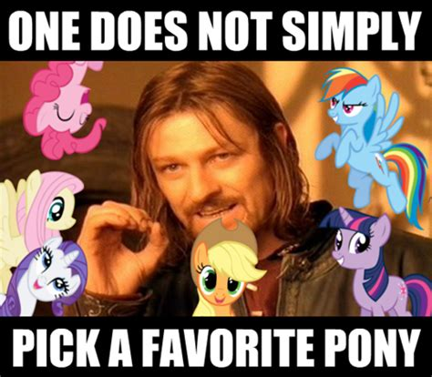 One Does Simply Meme - one does not simply memes fimfiction