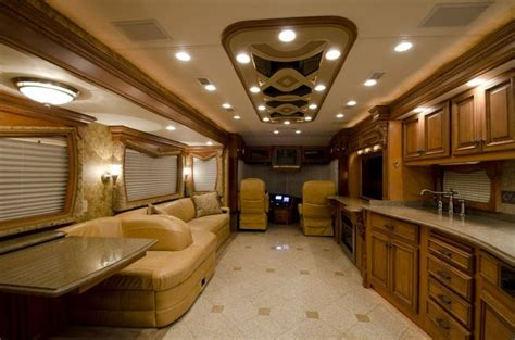 luxury campers luxury