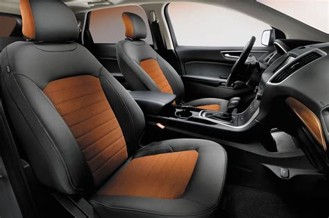 ford edge adds sel sport appearance package