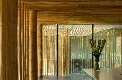 michael freeman photography bamboo wall house