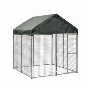 shelterlogic dog kennel from home depot lowes pets With outside dog kennels home depot
