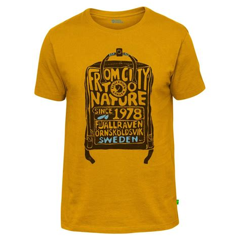 fjallraven kanken t shirt the sporting lodge