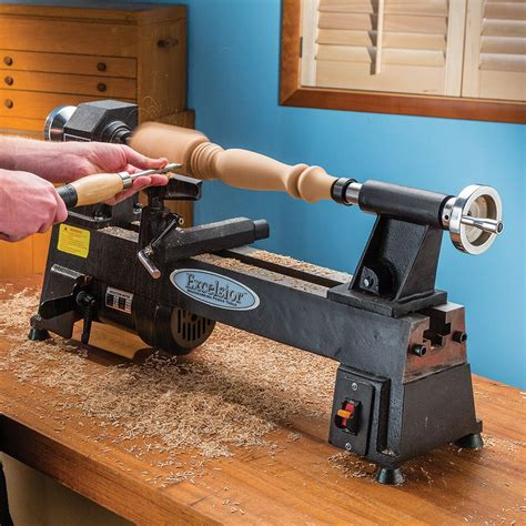 excelsior  speed mini lathe mc  rockler