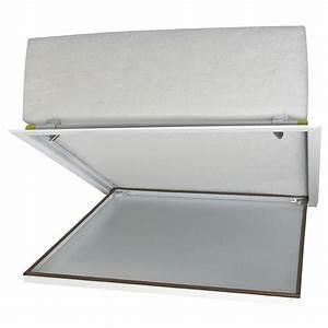 Trappe De Plafond : trappe de visite isol e sans r hausse semin 59 x 59 cm ~ Premium-room.com Idées de Décoration