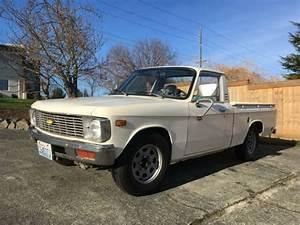 Chevy Luv    Isuzu Pup 2 2 Diesel 1980