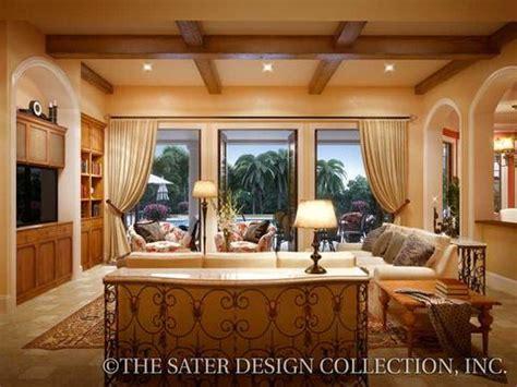 house plan mercato sater design collection