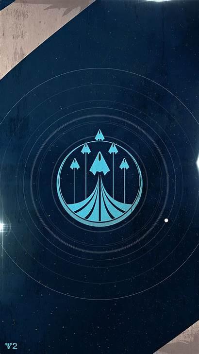 Emblem Wish Last Hour Destiny Mobile Phone
