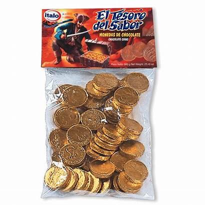 Chocolate Monedas