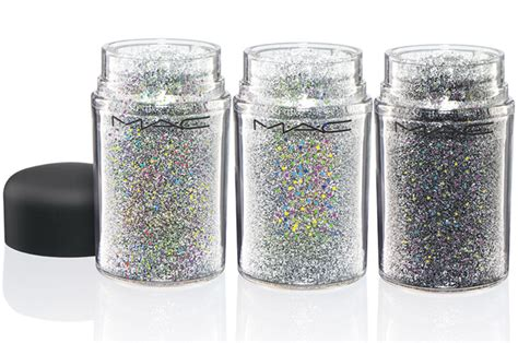 mac  glitter collection  summer  beauty trends