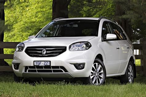 Renault Koleos Backgrounds by Used Renault Koleos Review 2008 2015 Carsguide