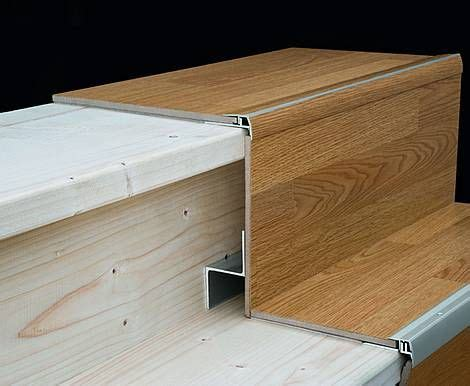 treppenstufen renovieren laminat alte stufen renovieren laminat auf treppen verlegen