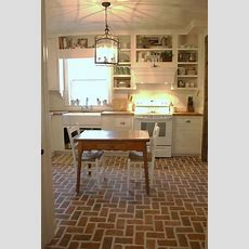 25+ Best Ideas About Brick Tile Floor On Pinterest  Brick