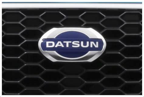 datsun logo meaning  history datsun symbol