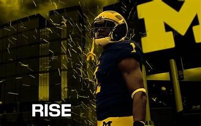 Michigan Football Wolverines Wallpapers University Screensaver