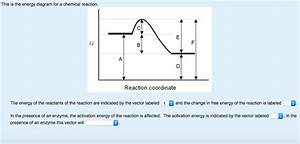 Solved  This Is The Energy Diagram For A Chemical Reaction