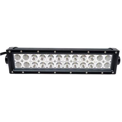 5 row led light bar 12 quot double row 72w cree led light bar led light bar