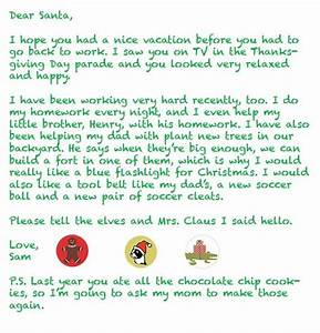 47 best letters to santa images on pinterest letter to With letters written by santa