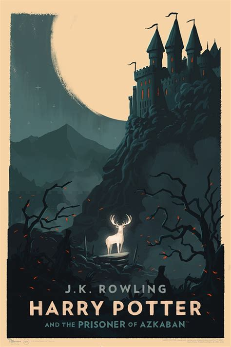 creating a beautiful harry potter harry potter prints by olly moss